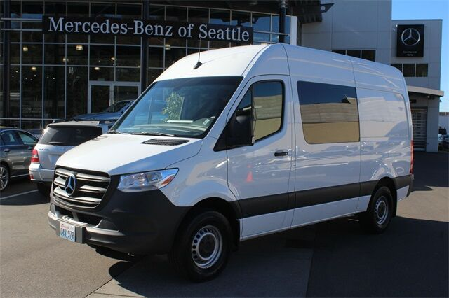 2019 Mercedes-Benz Sprinter 2500 Crew Van