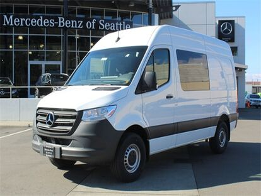 2019_Mercedes-Benz_Sprinter 2500 Crew Van__ Seattle WA