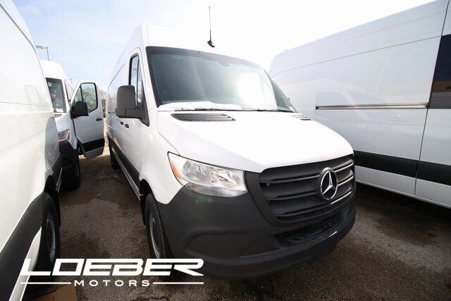 2019 Mercedes-Benz Sprinter 2500 Extended Cargo Van  Chicago IL