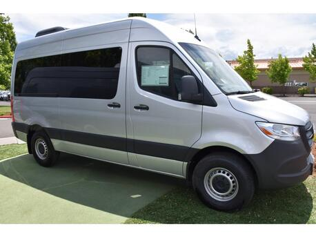 2019_Mercedes-Benz_Sprinter 2500 Passenger Van__ Medford OR