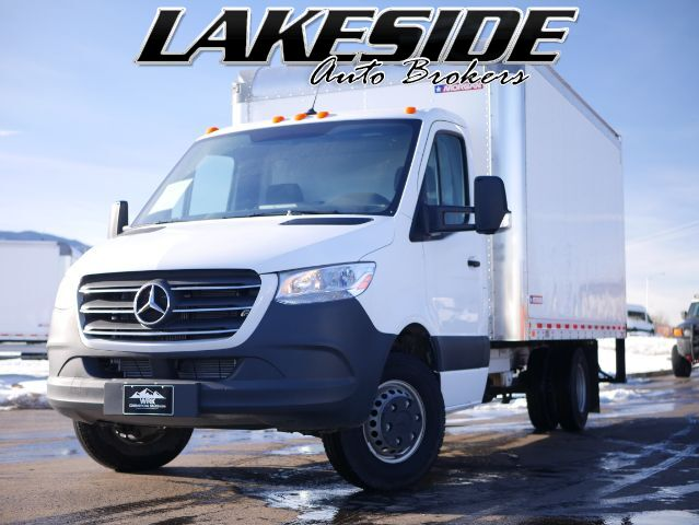 2019 Mercedes-Benz Sprinter 3500 170-in. WB Colorado Springs CO