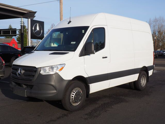 2019 Mercedes-Benz Sprinter 3500 Cargo Van  Salem OR