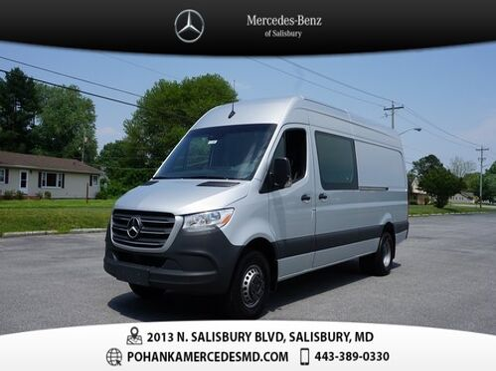 2019_Mercedes-Benz_Sprinter 3500_Cargo Van 170 WB High Roof_ Salisbury MD
