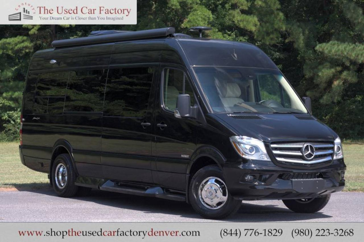 2019 Mercedes-Benz Sprinter 3500 RV DRW Luxury Denver NC