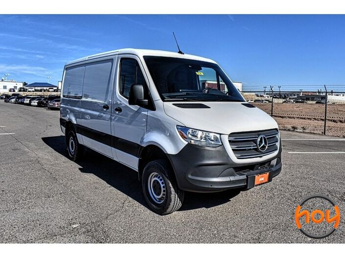2019 Mercedes-Benz Sprinter Cab Chassis 144 WB Standard Roof 4MATIC® 4WD El Paso TX