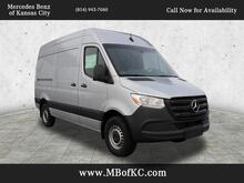 2019_Mercedes-Benz_Sprinter Cargo Van__ Kansas City MO
