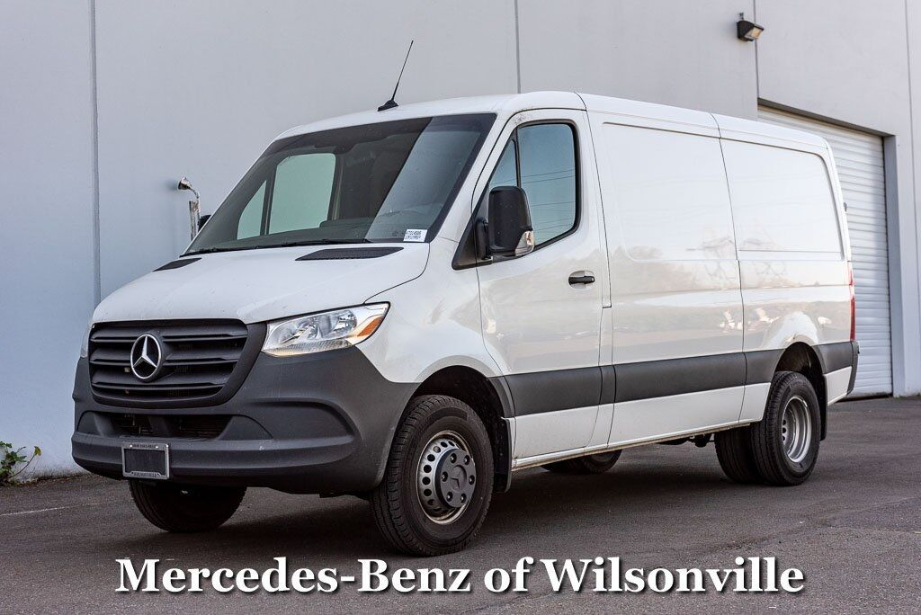 2019 Mercedes-Benz Sprinter Cargo Van Wilsonville OR