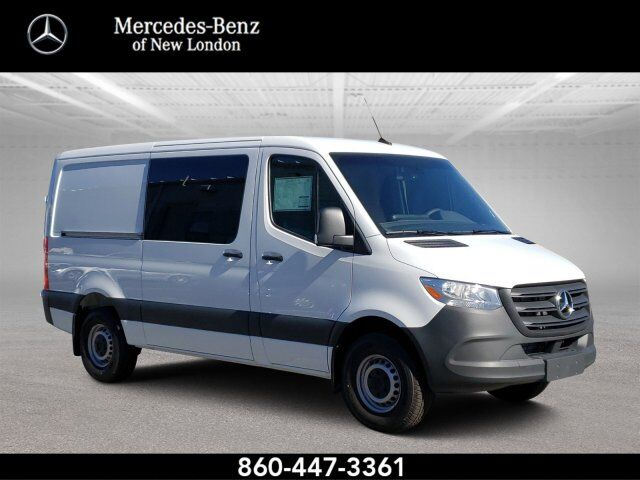 "2019 Mercedes-Benz Sprinter Cargo Van 2500 High Roof V6 144"" RWD New London CT"