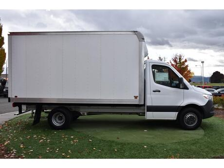 2019 Mercedes-Benz Sprinter Chassis Cab  Medford OR