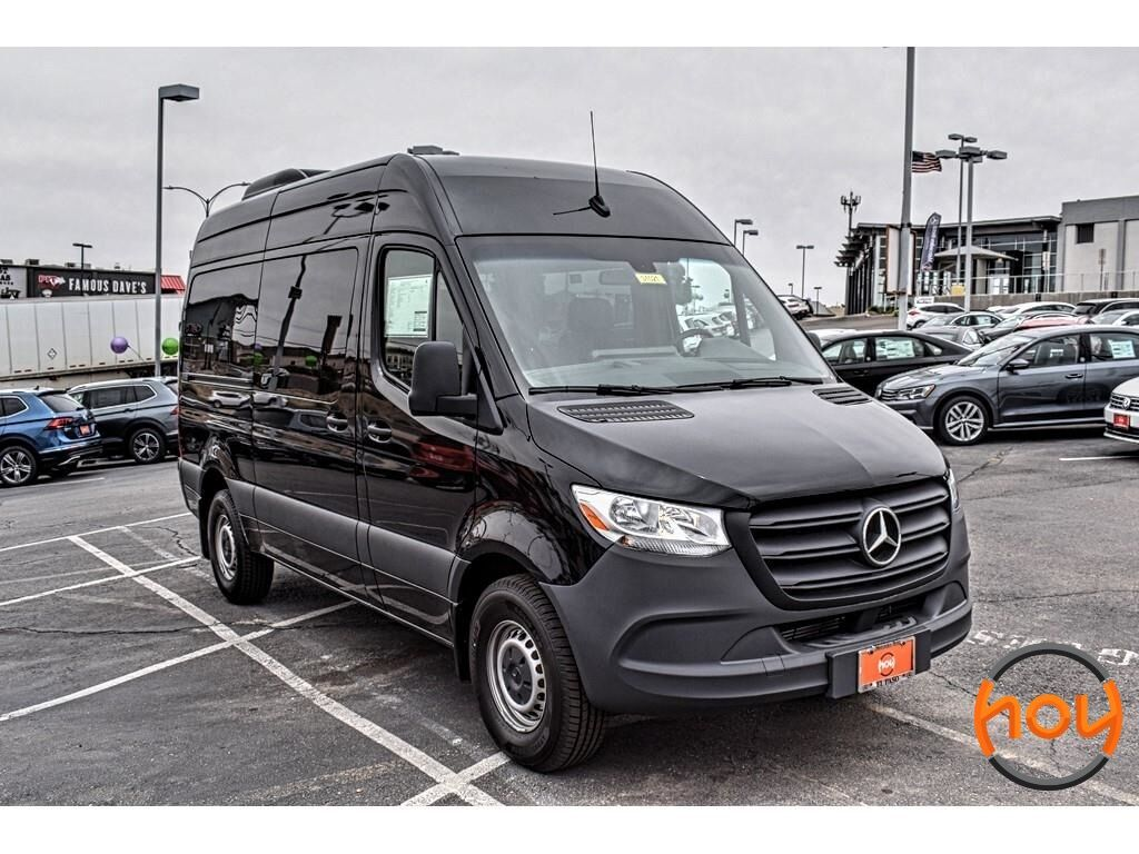 2019 Mercedes-Benz Sprinter Passenger 144 WB High Roof RWD El Paso TX