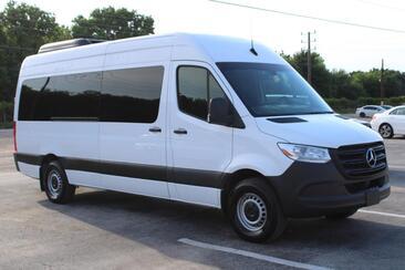 2019_Mercedes-Benz_Sprinter Passenger Van__ Houston TX