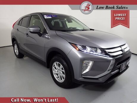 2019_Mitsubishi_ECLIPSE CROSS_ES_ Salt Lake City UT