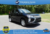 2019 Mitsubishi Eclipse Cross ES 4WD ** Pohanka Certified 10 Year / 100,000  **