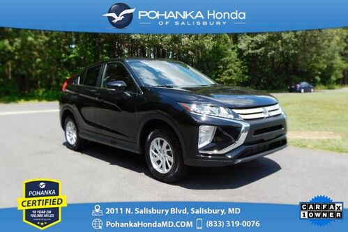 2019_Mitsubishi_Eclipse Cross_ES 4WD ** Pohanka Certified 10 Year / 100,000  **_ Salisbury MD