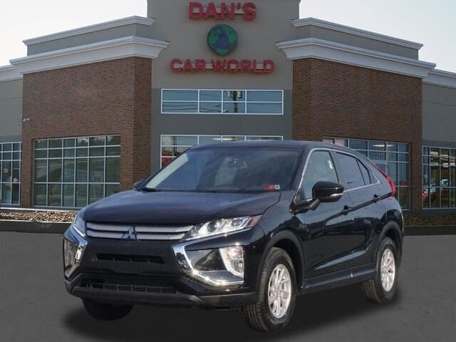 2019 Mitsubishi Eclipse Cross ES Whitehall WV