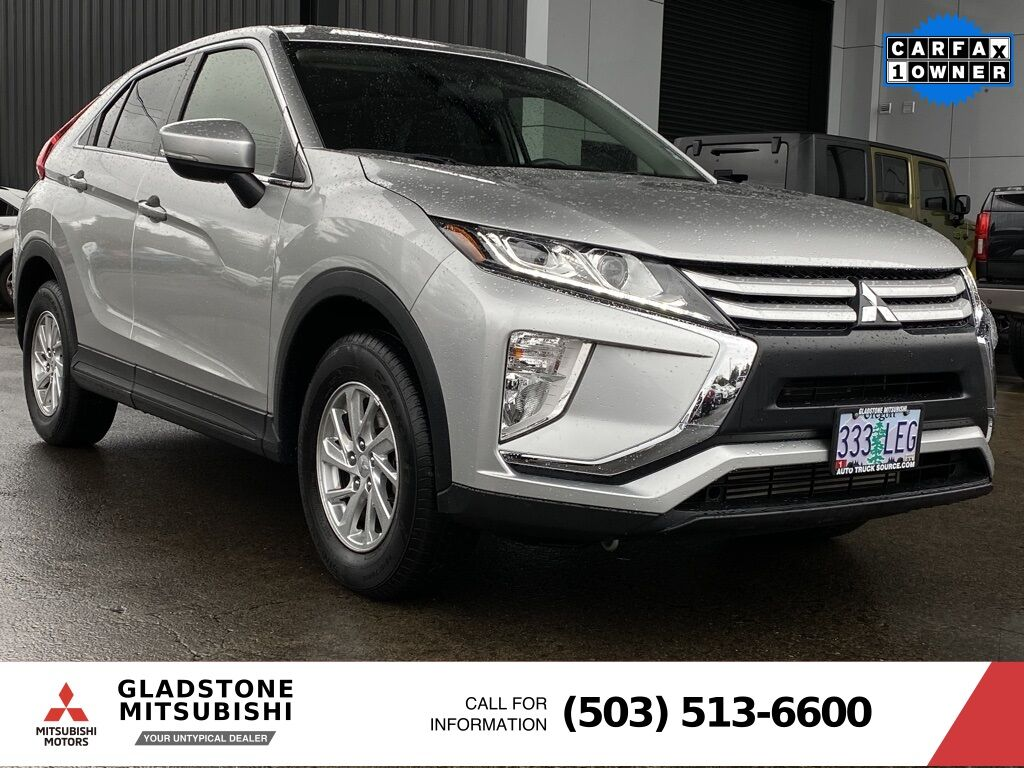 2019 Mitsubishi Eclipse Cross ES Milwaukie OR