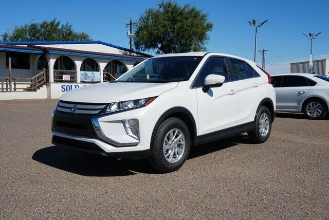 2019 Mitsubishi Eclipse Cross ES Mission TX