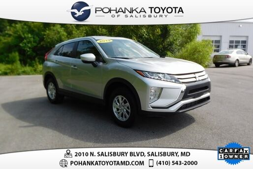 2019_Mitsubishi_Eclipse Cross_ES_ Salisbury MD