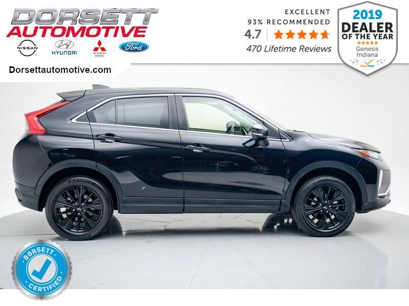 2019 Mitsubishi Eclipse Cross LE Terre Haute IN