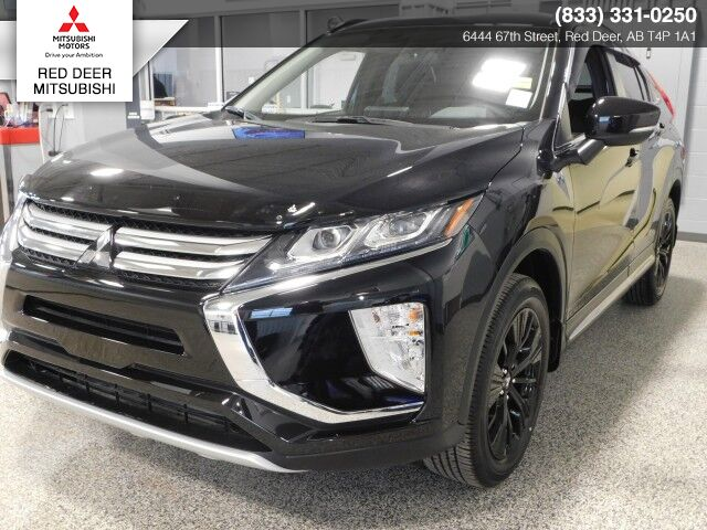 2019 Mitsubishi Eclipse Cross SE Black Edition Red Deer County AB