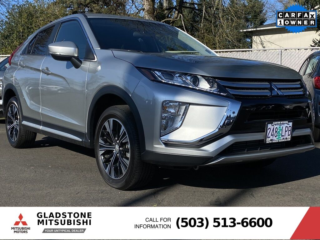2019 Mitsubishi Eclipse Cross SE Milwaukie OR