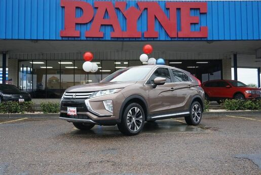 2019 Mitsubishi Eclipse Cross SE Mission TX