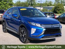 2019 Mitsubishi Eclipse Cross SE South Burlington VT