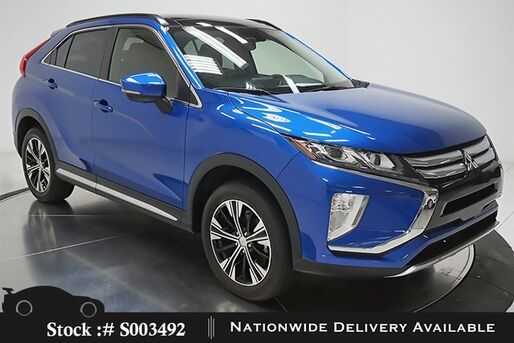 2019_Mitsubishi_Eclipse Cross_SEL CAM,PANO,HTD STS,KEY-GO,BLIND SPOT_ Plano TX
