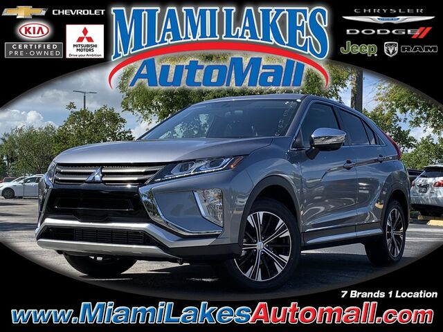 2019 Mitsubishi Eclipse Cross SEL Miami Lakes FL