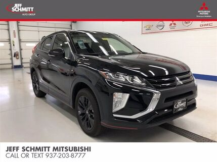 2019_Mitsubishi_Eclipse Cross_SP_ Fairborn OH