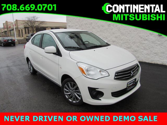2019 Mitsubishi Mirage G4 ES Chicago IL