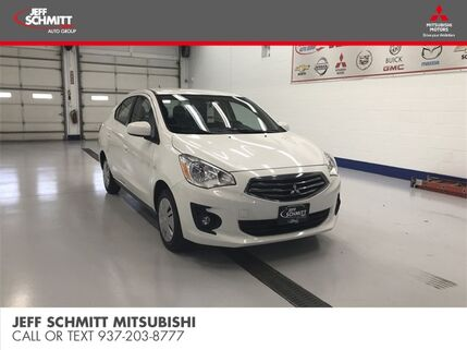 2019_Mitsubishi_Mirage G4_ES_ Fairborn OH