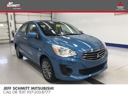 2019_Mitsubishi_Mirage G4_ES_ Dayton area OH