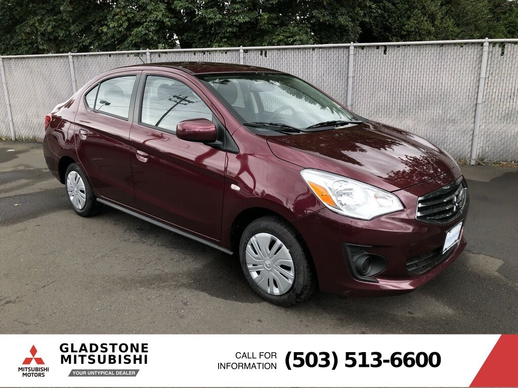 2019 Mitsubishi Mirage G4 ES Milwaukie OR