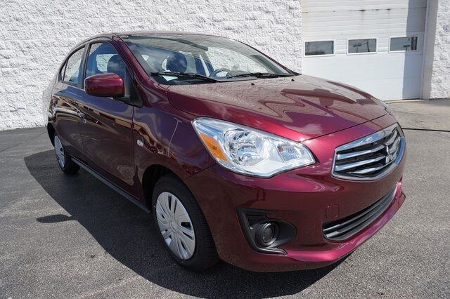 2019 Mitsubishi Mirage G4 RF Chicago IL