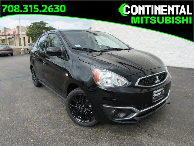 2019 Mitsubishi Mirage LE Chicago IL
