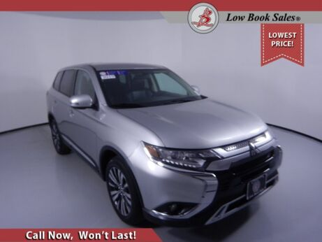 2019_Mitsubishi_OUTLANDER_ES_ Salt Lake City UT