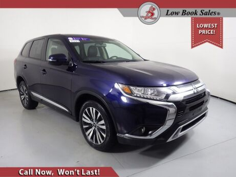 2019_Mitsubishi_OUTLANDER_SE_ Salt Lake City UT