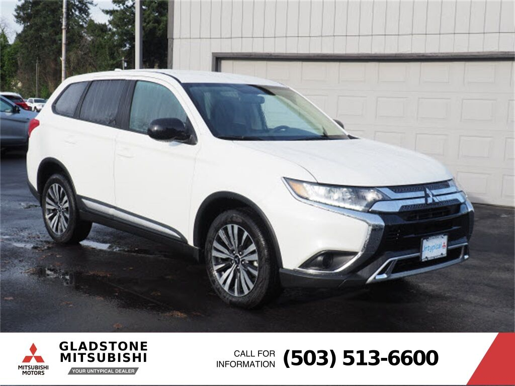 2019 Mitsubishi Outlander ES Milwaukie OR