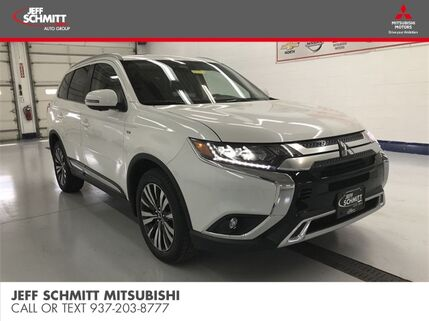 2019_Mitsubishi_Outlander_GT_ Dayton area OH