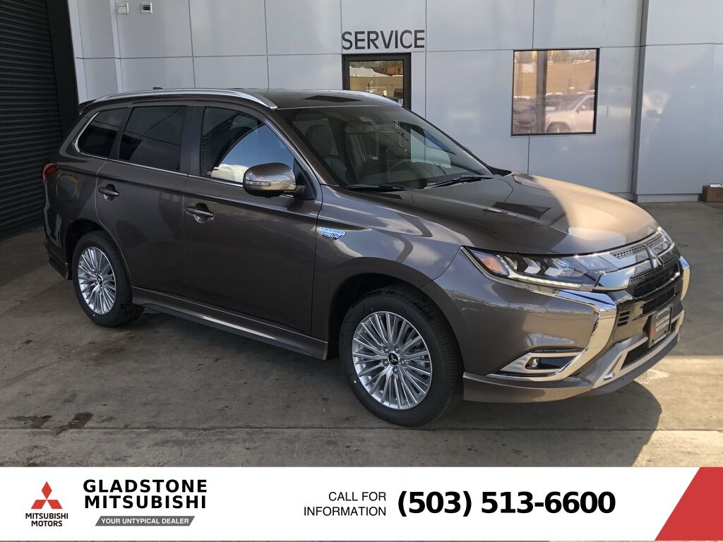 2019 Mitsubishi Outlander PHEV GT Milwaukie OR