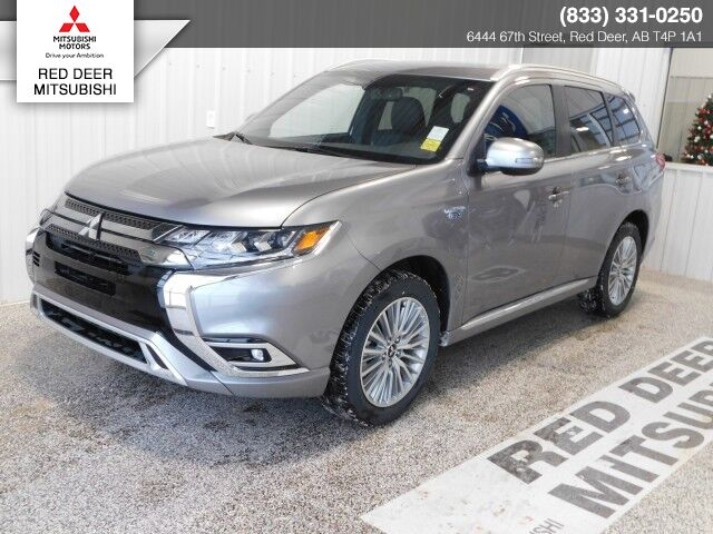 2019 Mitsubishi Outlander PHEV SE Touring Red Deer County AB