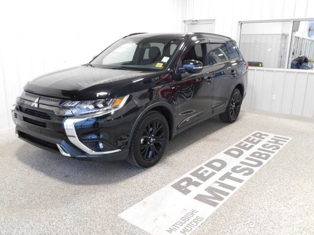 2019 Mitsubishi Outlander SE Black Edition