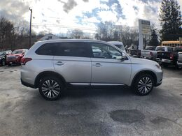 Used Mitsubishi Outlander Dudley Ma