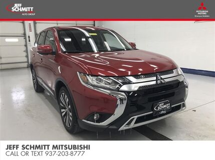 2019_Mitsubishi_Outlander_SE_ Fairborn OH