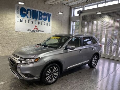 2019 Mitsubishi Outlander SE Little Rock AR