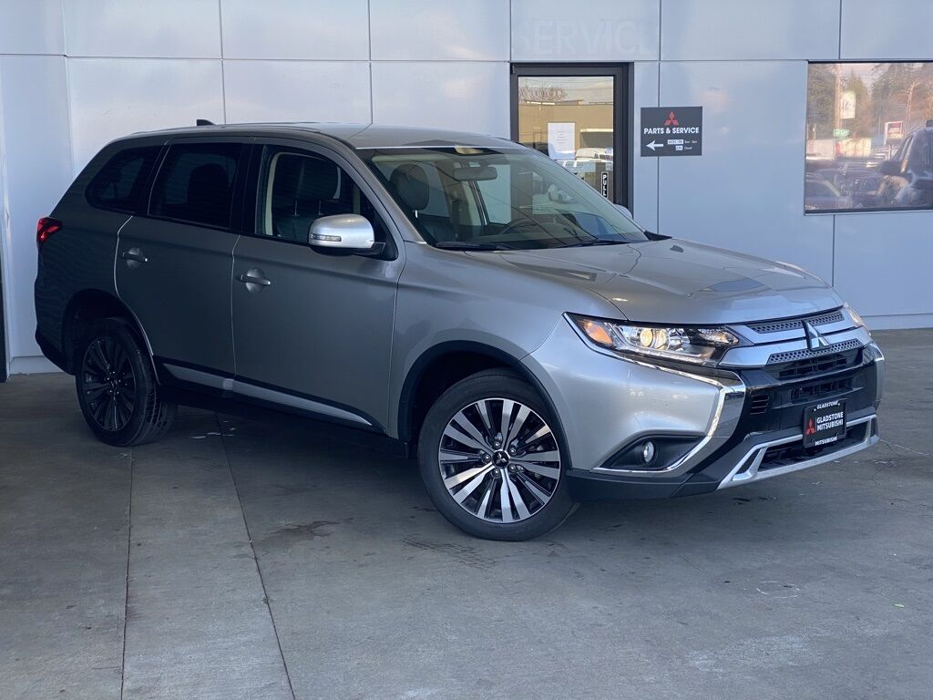 2019 Mitsubishi Outlander SE Milwaukie OR