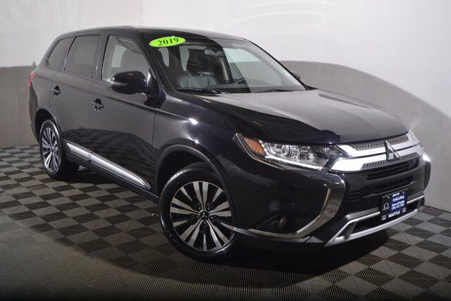 2019 Mitsubishi Outlander SE Seattle WA