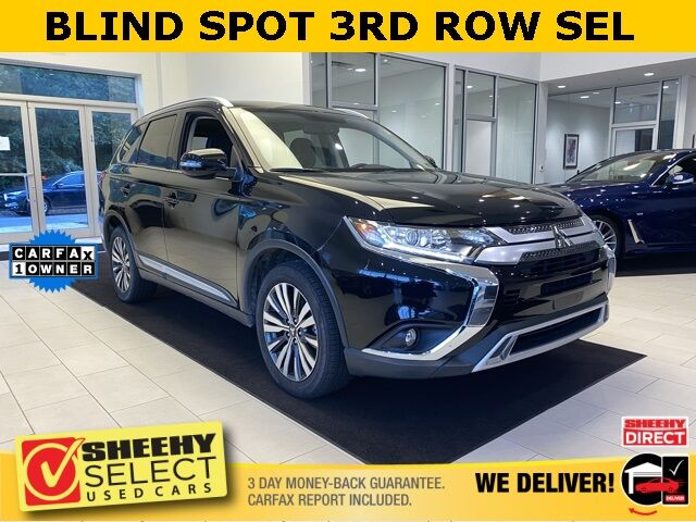 2019 Mitsubishi Outlander SEL BLIND SPOT AWD 3RD ROW Annapolis MD