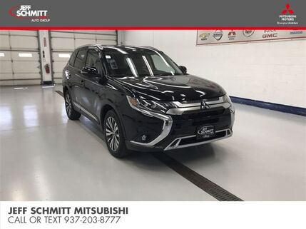 2019_Mitsubishi_Outlander_SEL_ Fairborn OH